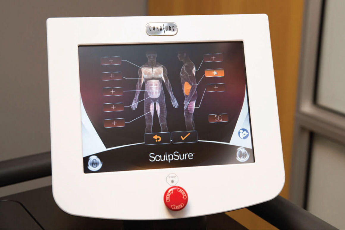 Display SculpSure CynoSure